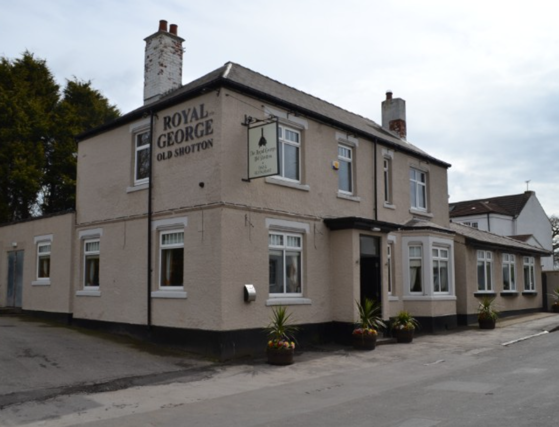 The Royal George Old Shotton
